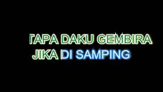 Cover images Mamat Exist - Ku Pohon Restu Ayah Bonda - Karaoke (minus one + lyrics)