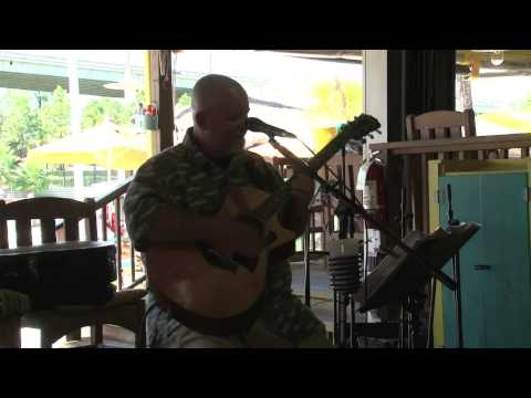 "Gregory Brown playing ""Lovely Day"" live at Lulu's"