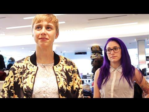 If Women Were Honest When Shopping
