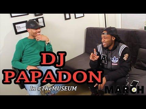 #TheMUSEUM: Fresh From Hong Kong, DJ Papadon