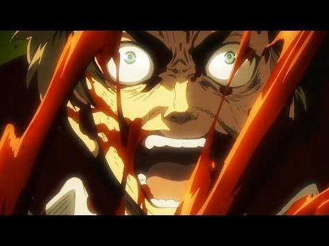 Shingeki no Kyojin - Attack on Titan : Final Battle Eren vs Annie [AMV] Savior
