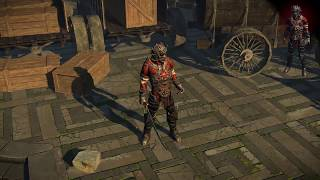 Path of Exile: Malachai Armour Set