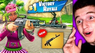 Brand *NEW* Heavy AR Coming To FORTNITE!! (OP)