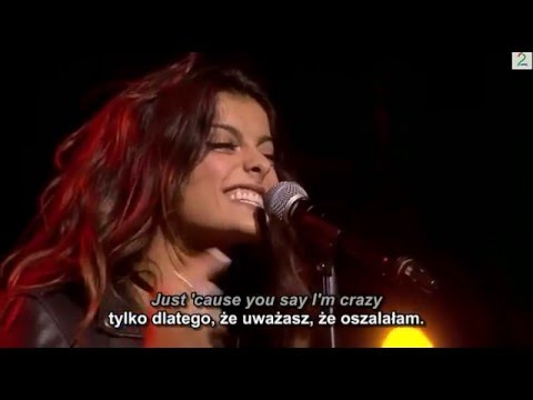 Bebe Rexha - I'm Gonna Show You Crazy Pokażę wam szał Tłumaczenie napisy tekst live subtitles