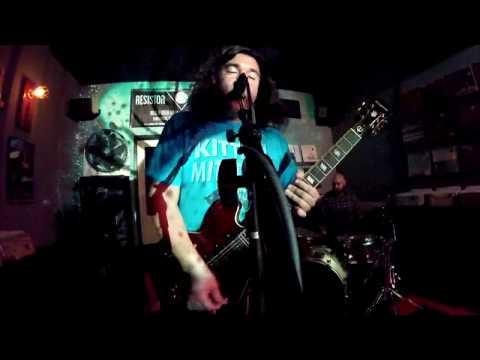 Tony Barker - Mushroom Pizza Live At Resistor Records