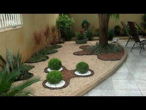 Rock Garden Designs - YouTube on Backyard Rock Designs id=19459