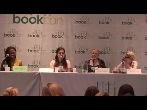 Sophia Rossi, Tavi Gevinson 'Girls Online/Girls IRL' at BookCon 2015 (Full Panel)