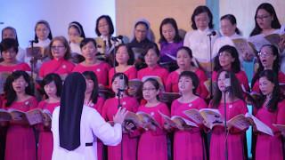 [ Lớp Điều Khiển Hợp Xướng ] Cảm Mến Hồng Ân - Nguyễn Thị Tuyết