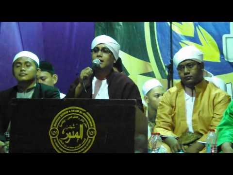 majelis Akbar silaturahmi Al-Munawwir ~ Al Habib Alwi Bin Muhammad Bin Hud Al Athos