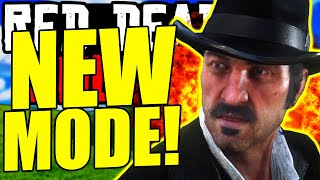 The New Survival Mode in Red Dead Online... PLEASE ROCKSTAR