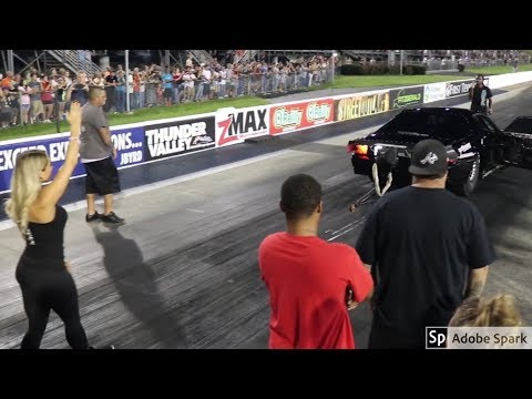 "Street Outlaws Kye Kelley ""Shocker"" against Murder Nova, AND Big Chief!"