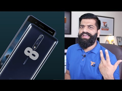 Nokia 8 India - OnePlus 5 Killer? My Opinions!!