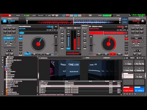 mix electronica para bailar toda la noche