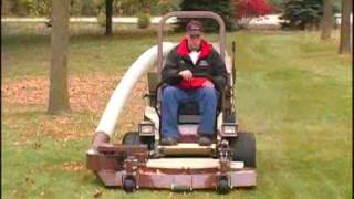 PowerVac™ | Leaf, Grass, Debris Collection | Grasshopper Mowers