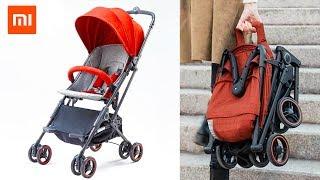 Xiaomi Mijia Baby Stroller עבור 7-36 חודשים VIDEO RisoFan / РисоФан