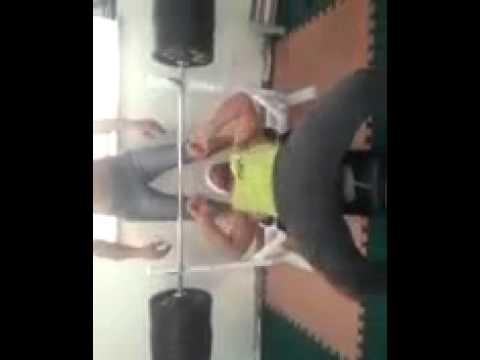 Efqan Memmedov 200 kilogram