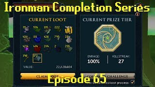 Ironman Completion Series: Episode 65