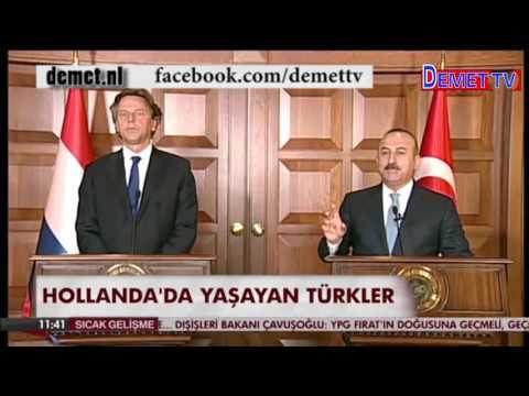 """Turkse minister haalt hard uit naar Nederland: """"Belachelijk"""""""