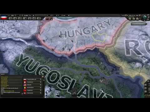 Hearts of Iron 4 Multiplayer - Germany loses to France in 1936!? HOI4