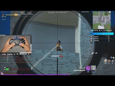 Nuketown in Fortnite (Gun Game Aimbot 🎯)   BrockPlaysFortnite