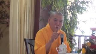 Thuyết Pháp Phật Giáo Rất  Hay,  Buông Xuống, Thượng Tọa Thích Trí Thoát
