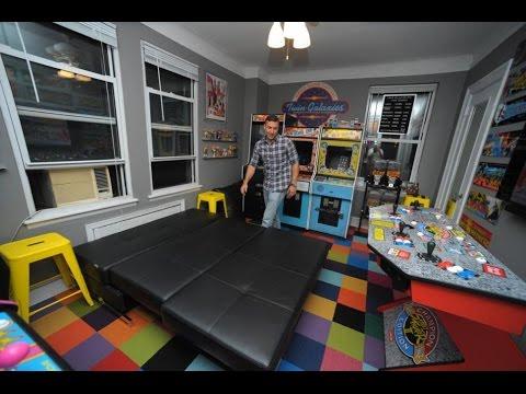 imagenes sorprendentes la mejor habitacion de un gamer