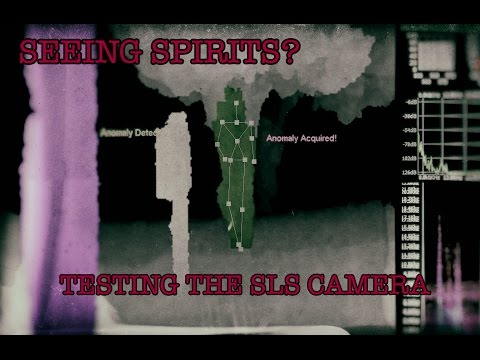 Spirits on Video using an SLS Camera plus class A EVP