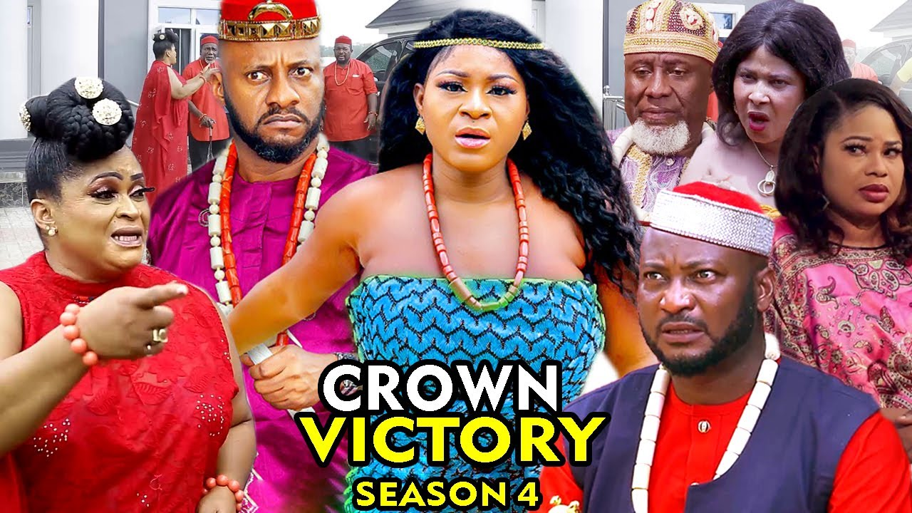 CROWN OF VICTORY SEASON 4 - (New Movie) Yul Edochie 2020 Latest Nigerian Nollywood Movie Full HD