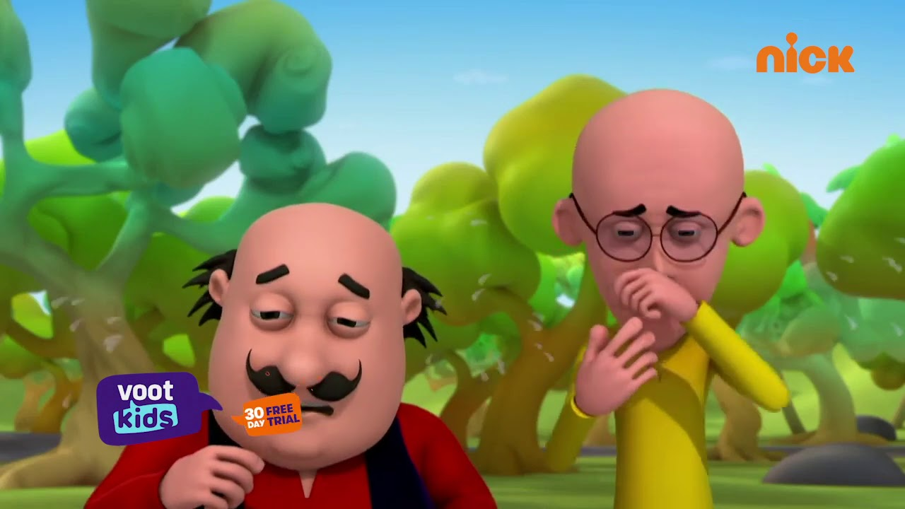 Motu Patlu | Season 1 |  मोटू पतलू | The Smart Missile | Episode 112 Part 1 | Voot Kids