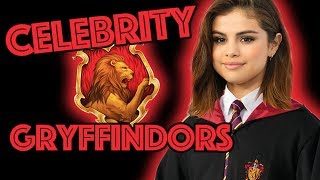 connectYoutube - Gryffindor Celebrities sorted by Pottermore!