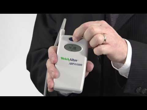 Welch Allyn ABPM 6100 User Guide