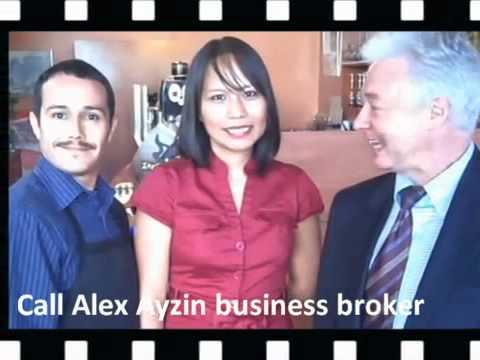 Business broker Santa Monica CA Alex Ayzin business broker TEL: 310 210-7800