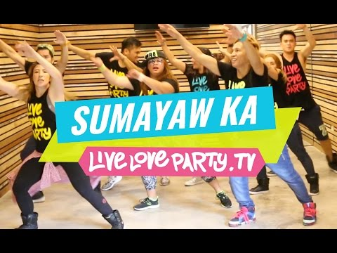 Sumayaw Ka by Gloc-9 | Zumba® | Live Love Party