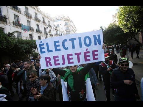 L'Algérie dans l'attente des résultats de sa première présidentielle post-Bouteflika