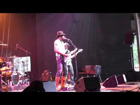 Rick Rushing & the Blues Strangers - Westside Blues @ Brevard Blues Festival 2015