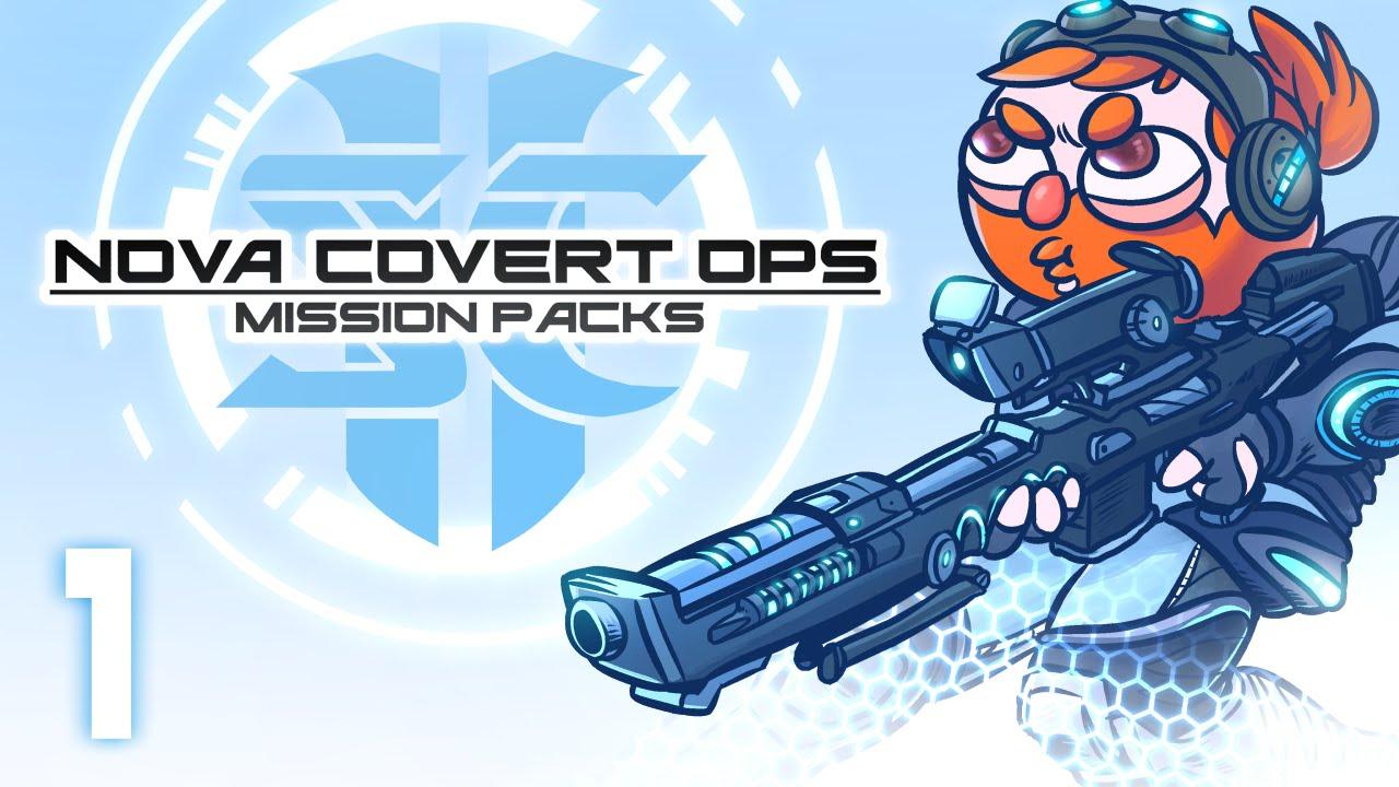 Starcraft 2: Nova Covert Ops [Part 1]