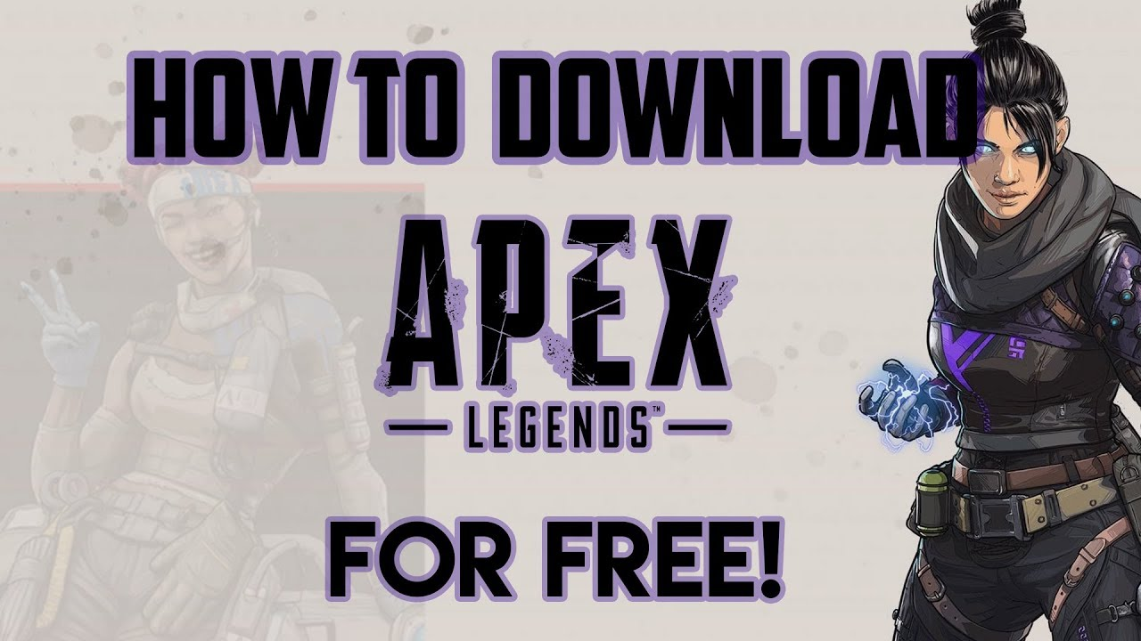How To Download Apex Legends For Free On Pc 100 Working