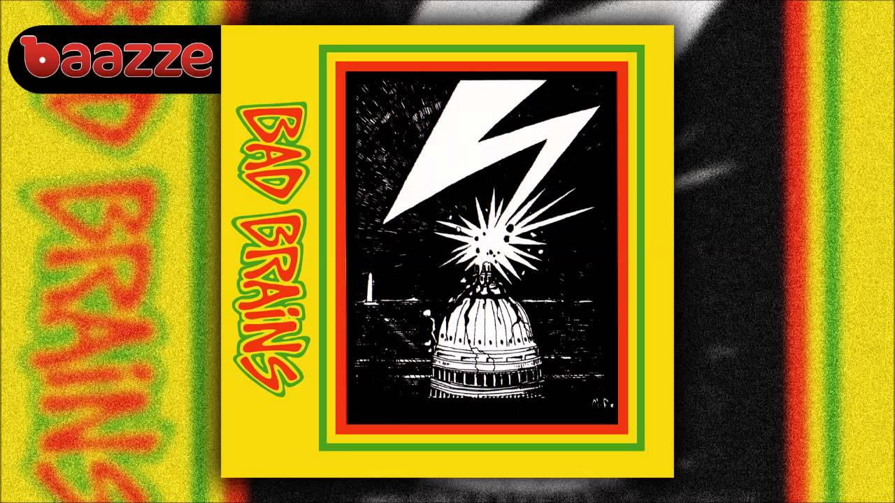Bad Brains Bad Brains 1982 Full Album Youtube