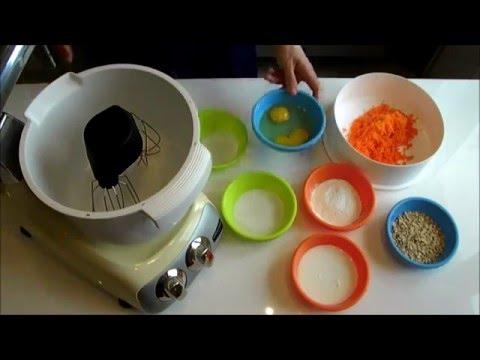 """Купить тестомес для дома и приготовить """"зожный"""" морковный торт"""
