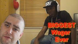 FIFA 14 Xbox One | KSI VS Bateson | BIGGEST WAGER EVER!!!