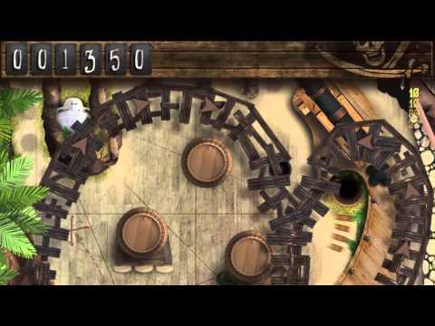 Pirate Bay Pinball Gameplay