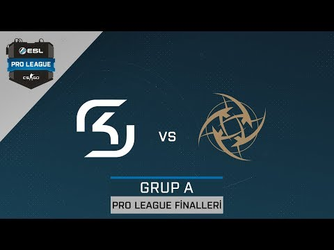 CS:GO - SK vs. NiP [Overpass] - Grup A Raunt 1 - ESL Pro League Sezon 6 Finaller