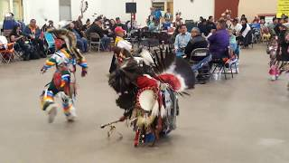 STRONG SPIRITS POW WOW -  Juniors Fancy Dance