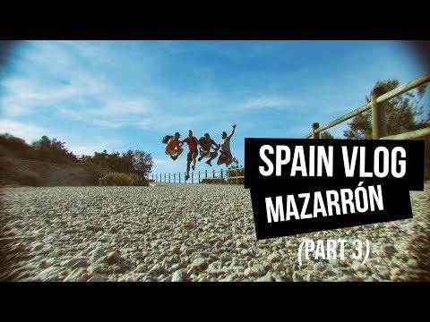 Spain: Vlog Part 3 (Mazarrón)