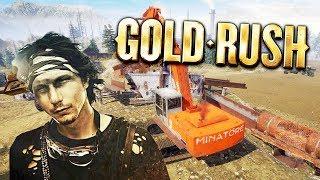 Симулятор Паркера Шнабеля из Золотой Лихорадки | Gold Rush: The Game