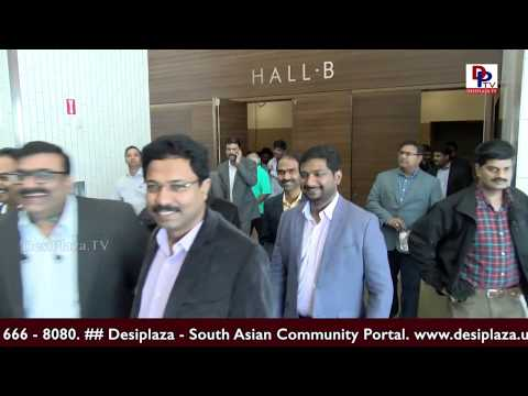 NATS Board of Directors - Venue Visit  & Media Bytes preparation to  American Telugu Sambaralu