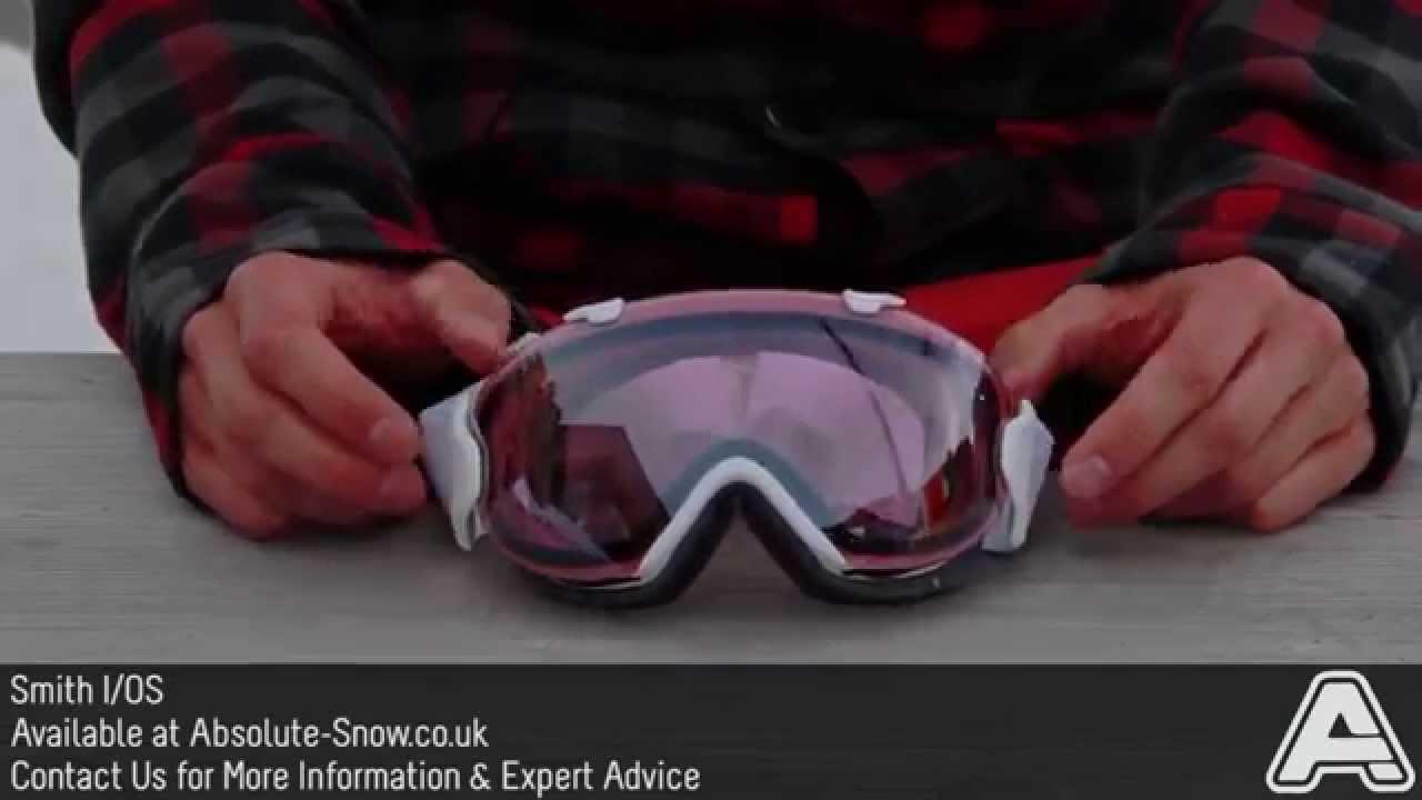 2754dc53bd Smith I OS Goggles