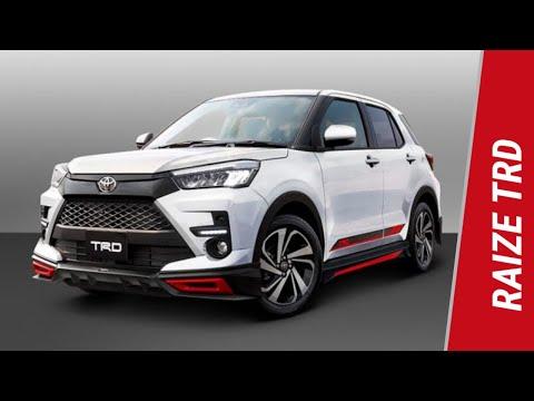 All New Toyota Raize : Toyota Raize Unveiled : Features , Interior and Exterior : car O Tech
