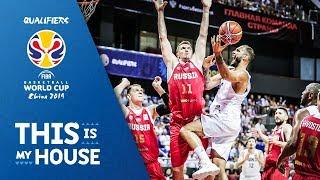 Russia v France - Highlights - FIBA Basketball World Cup 2019 - European Qualifiers