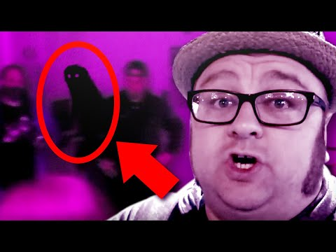 Top 5 Fantasmas Captados En Cámara